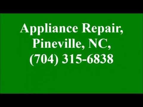 Appliance Repair, Pineville, North Carolina, (704) 315-6838 - YouTube
