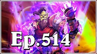Funny And Lucky Moments - Hearthstone - Ep. 514