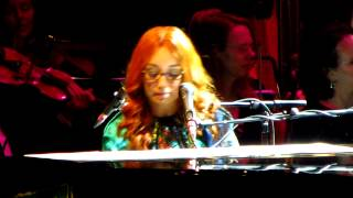 tori amos, silent all these years - live at the royal albert hall london 3 october 2012