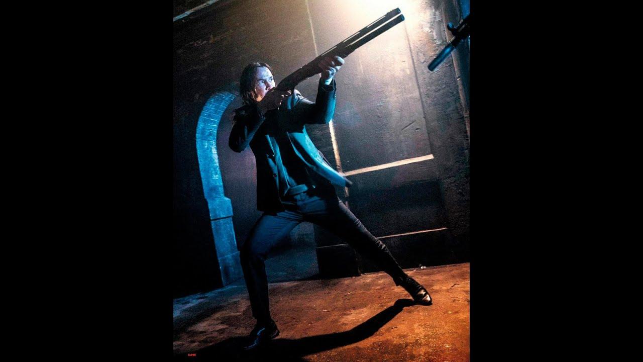 Download John Wick Chapter 3 Parabellum (2019) - Continental Hotel Shootout Part 2 - (Full HD)