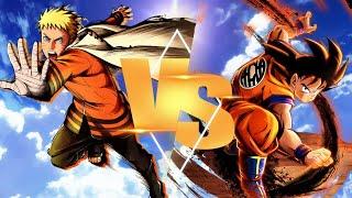 Hokage de Naruto VS Goku (Sprite Animation) (Boruto X Dragon Ball Super)