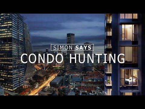 Singapore Condo Hunting | Simon Says