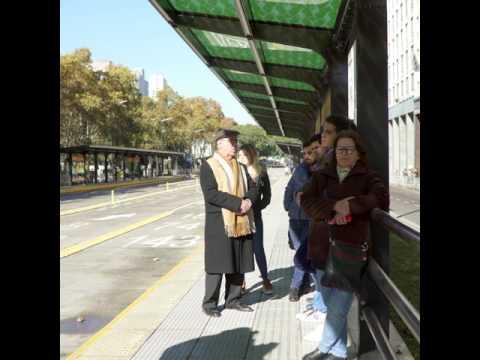 """<h3 class=""""list-group-item-title"""">LLEGÓ EL METROBUS DEL BAJO - Horacio Rodríguez Larreta</h3>"""