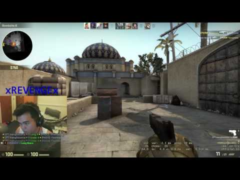 Competitive Game CS GO LEM-SUPREME RANKS PINOY GAMING