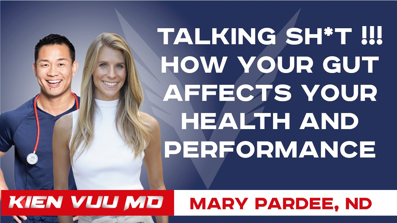 Talking Sh*t: How your gut affects your health and performance