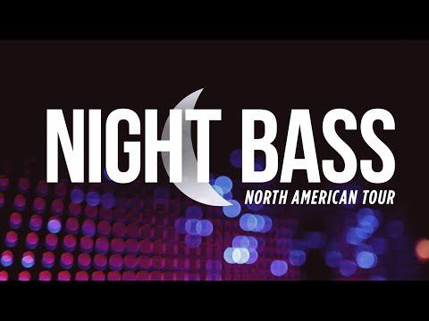 Night Bass North American Tour 2014 Recap