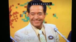 Andy Russell on Family Feud 1983 Your Hit Parade YouTube Videos