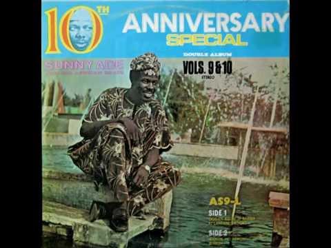 Sunny Ade & His African Beats 1973 - Vols.9&10