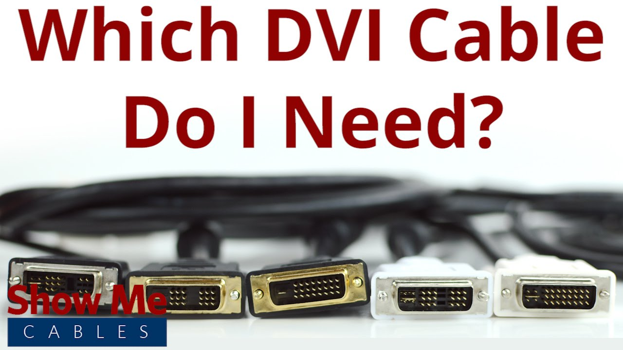 faq what s the difference between dvi types faq what s the difference between dvi types