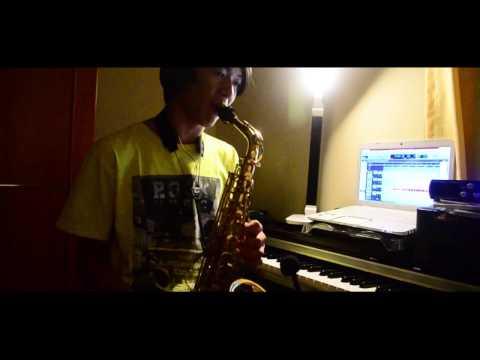 Cinta Untuk Mama - Kenny (alto saxophone cover by Samuel Juang)