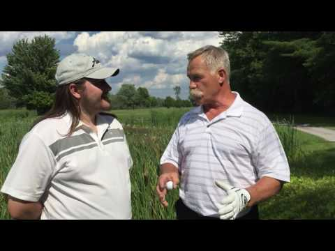 Former NHLer John Wensink Interviewed at Upper Canada Golf Course by Filmizon.com's Nikolai Adams