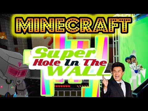 minecraft-minigame:-super-hole-in-the-wall!