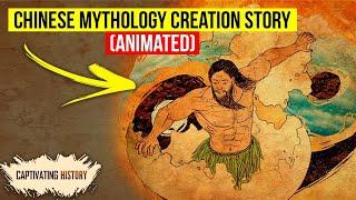 Chinesische Mythologie-Schöpfungsgeschichte in einer Animation Erklärt