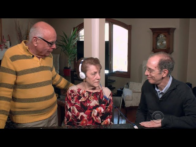 Using Music To Help Unlock Alzheimer S Patients Memories Youtube