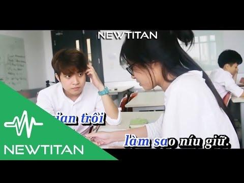 [KARAOKE BEAT] CƠN MƯA TUỔI THANH XUÂN - XUÂN TÀI ( Full HD, beat chuẩn by NewTiTan )