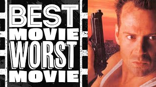 Best Movie Worst Movie - 80's Action Movies (Season 1: Episode 02)