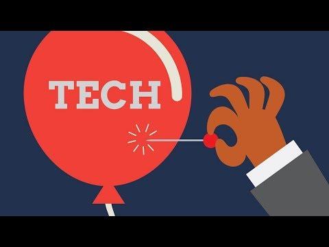 New Tech Start-Up Bubble