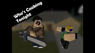 Who's Cooking Tonight - Roblox Animation