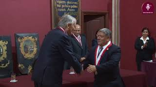 Tema:Honoris Causa a Robert Boyer