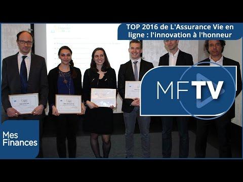 Assurance vie sur Internet : l'innovation prime aux TOP 2016