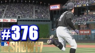 NEW BALL PHYSICS! | MLB The Show 17 | Road to the Show #376