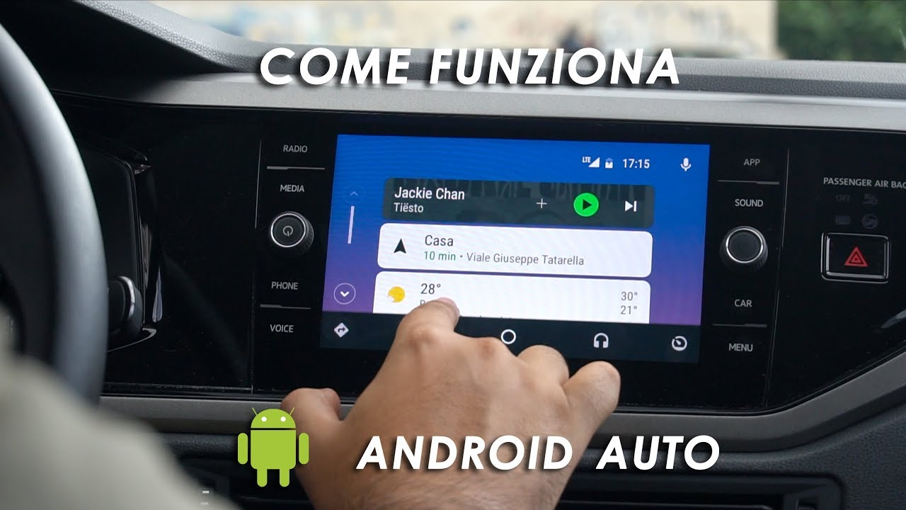 TUTORIAL: Android Auto – Focus VW Polo (ENG SUBS)