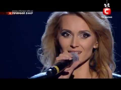Aida Nikolaychuk - Adele - [ Rolling In The Deep ] - [ X-Factor 2 ] - FINAL