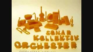 Silent Distance (Clara Hill) - Sonar Kollektiv Orchester