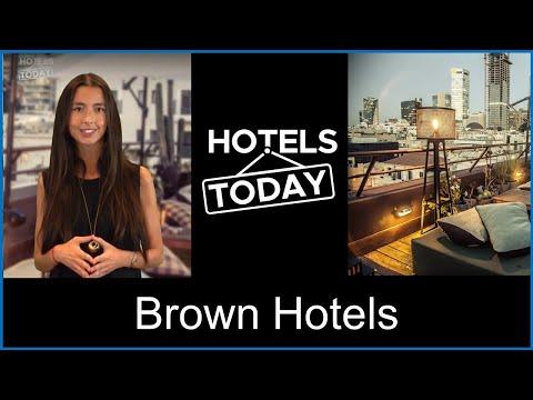 Brown Hotels Tel Aviv - Hotels Today