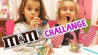 M&M's Kim daha fazla toplar | Nil vs Zeynep Challenge | Evcilik TV