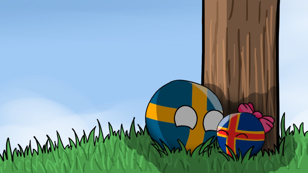 Download Countryballs Animated #7 - The Autonomous Region of Åland