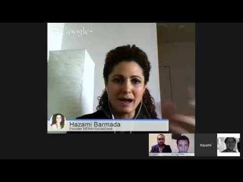 MENA+SocialGood Hangout #1