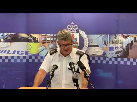 Police Post Cup Match Press Conference, Aug 3 2020