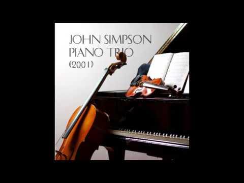 John Simpson:  Piano Trio (2001)