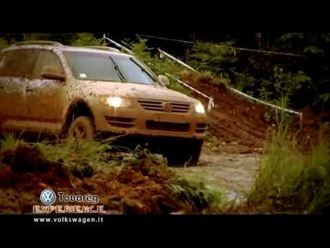 Vw Volkswagen Touareg Experience 2008 extreme offroad extended version - YouTube
