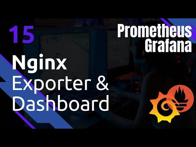 PROMETHEUS - 15. NGINX EXPORTER MINIMALISTE