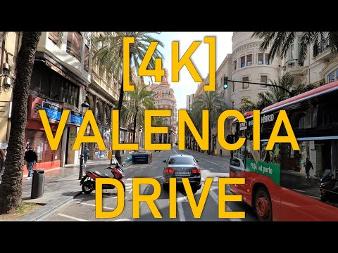 VALENCIA DRIVE【4K】