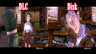 Fable 1- Xbox 360- Disk vs. DLC Performance comparison