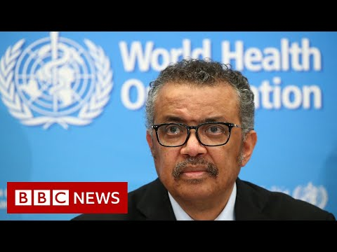 US health secretary: WHO failure to obtain information cost many lives - BBC News