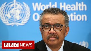 US health secretary: WHO failure to obtain information cost many lives - BBC News