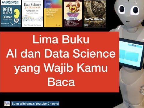 AI For All Series Ep.01: Lima Buku AI Dan Data Science Yang Wajib Kamu Baca