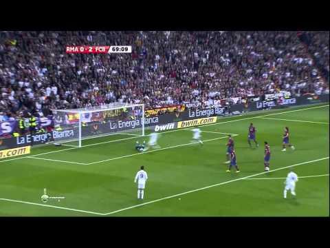 Guti vs FC Barcelona - 2010