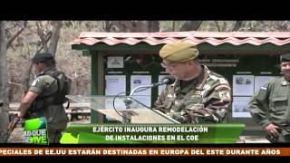 Rusia y Ejército de Nicaragua inauguran taller de blindados