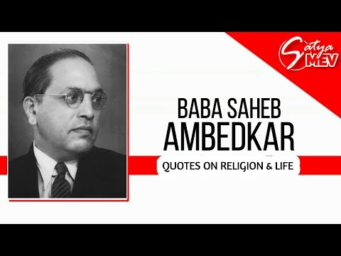10 Ambedkar Quotes on Religion and Life