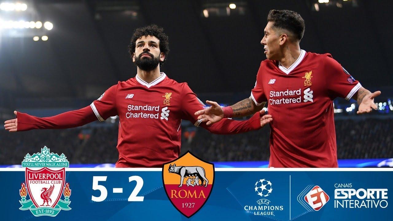 Liverpool 5 x 2 roma melhores momentos champions league 2404 liverpool 5 x 2 roma melhores momentos champions league 24042018 stopboris Images