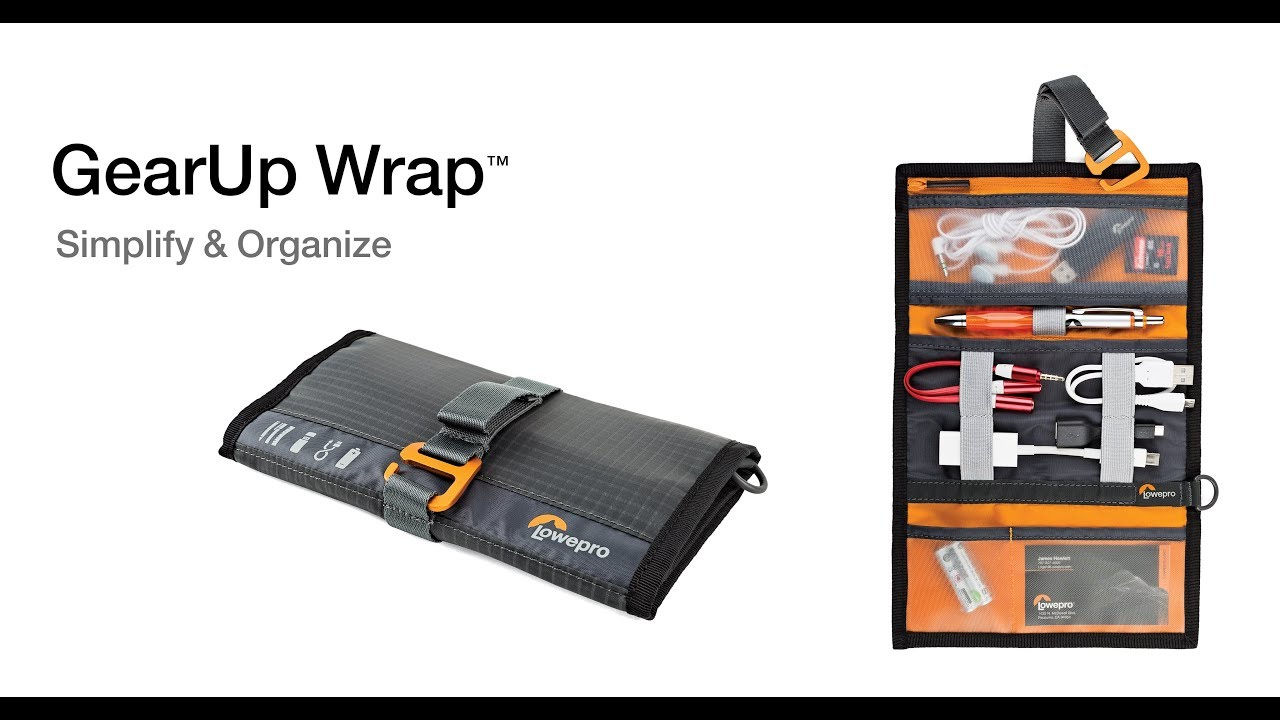 Lowepro Gearup Wrap Product Walk Through Youtube Viewpoint Cs 60
