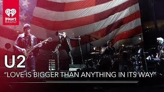 U2 Love Is Bigger Than Anything In Its Way 34 Exclusive Audio