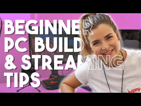 MY BEST TIPS + TRICKS FOR LIVE STREAMING + BEGINNER STREAM SET UP