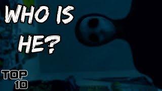 Top 10 Scary Sleep Paralysis Demons