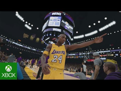 NBA 2K18 - All-Time Teams Trailer